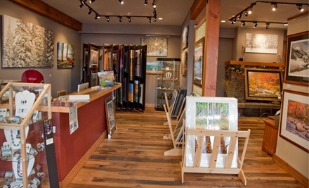 $40 Groupon to Carmel Gallery - Carmel Gallery in Truckee