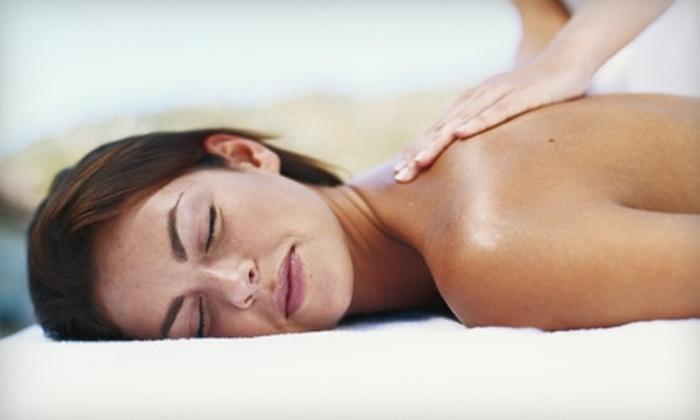 The Raven Spa - Santa Monica: $50 for a Custom Oil Massage at The Raven Spa in Santa Monica ($100 Value)