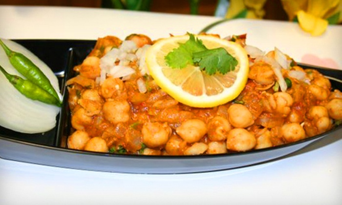 Kitchen of India - Oak Forest: $12 for $25 Worth of Indian Cuisine at Kitchen of India in Oak Forest