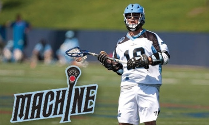 Chicago Machine Lacrosse - Multiple Locations: $10 for a General-Admission Ticket to Major League Lacrosse's Chicago Machine vs. Long Island Lizards on Saturday, July 10 at 7 p.m. ($20 Value)