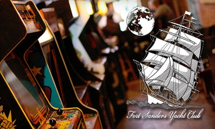 Fort Sanders Yacht Club - Fort Sanders: $7 for $15 Worth of Beer at Fort Sanders Yacht Club