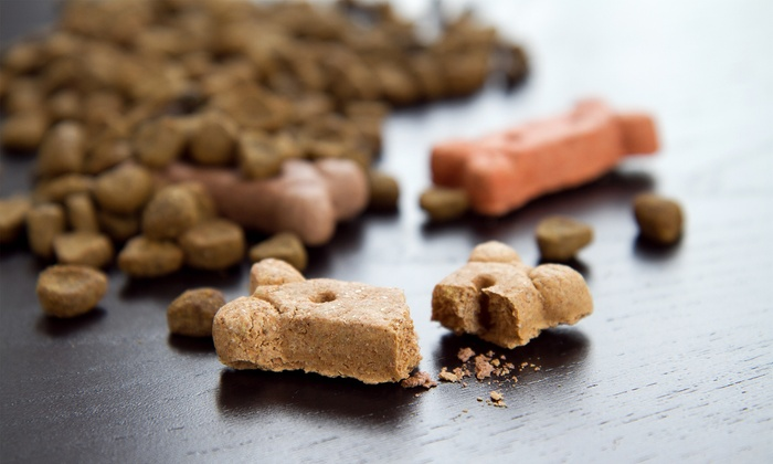Mutt Mart - Harford - Echodale - Perring Parkway: $15 for $30 Worth of Dog and Cat Treats and Supplies at Mutt Mart