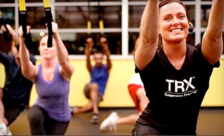5 Women's TRX Suspension Training Classes (a $100 value) - Hyde Park Body Boutique in Cincinnati