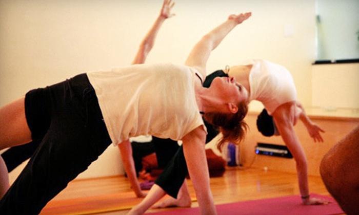 Rising Lotus Yoga - Sherman Oaks: $40 for 10 Yoga Classes at Rising Lotus Yoga in Sherman Oaks ($135 Value)