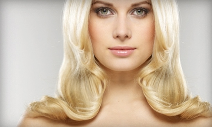 Harbour Spa and Salon - Fall Creek Harbour: $65 for a Mini Facial and a Microdermabrasion Treatment at Harbour Spa and Salon in Fishers ($138 Value)