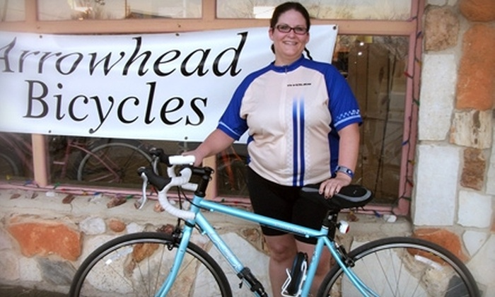 Arrowhead Bicycles - Kyle: $19 for a Bike Tune-Up at Arrowhead Bicycles in Kyle ($39.99 Value)