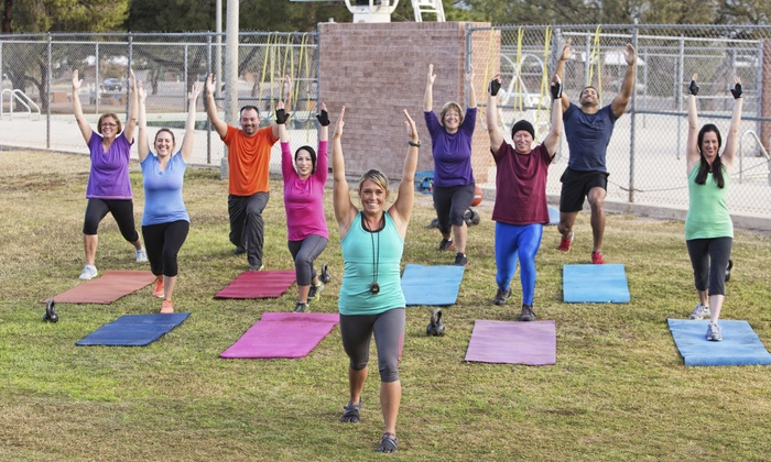 1FITNATION Wellness Recovery Systems - 1FITNATION Wellness Recovery Systems: Four Weeks of Unlimited Boot-Camp Classes at 1FITNATION Wellness Recovery Systems (50% Off)
