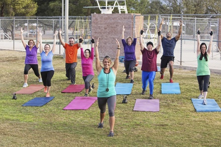 Four Weeks of Unlimited Boot-Camp Classes at 1FITNATION Wellness Recovery Systems (50% Off)