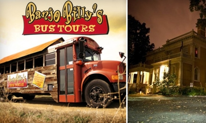 Banjo Billy's Bus Tours - Central Business District: $10 for One Adult Ticket to Banjo Billy's Bus Tours ($20 Value)