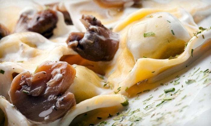 Trattoria Rustica - Pittsfield: $25 for $50 Worth of Fine Italian Cuisine at Trattoria Rustica in Pittsfield