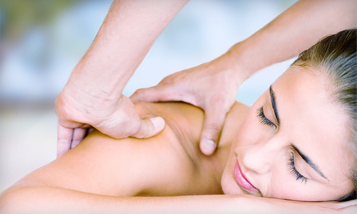 Holistic Therapy Center of Georgia - Golden Gate Estates: 60-Minute Massage