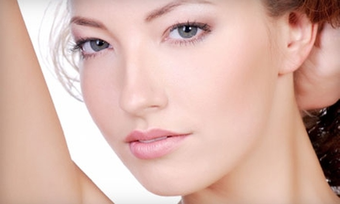 Skin Essentials - North Providence: $199 for Laser Hair or Anti-Aging Treatments at Skin Essentials (Up to $600 Value)