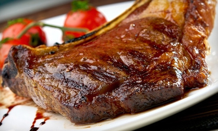 Stone River Grille - Rocky Glen: American Fare for Dinner or Lunch at Stone River Grille in Newton (Half Off)