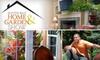 Southbay Home and Garden Show - Santa Clara: $5 for a One-Day Ticket to South Bay Home & Garden Show, Held September 10–12 in Santa Clara