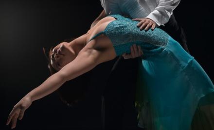 Elegance Ballroom: a Dance Package for 1 - Elegance Ballroom in Oklahoma City