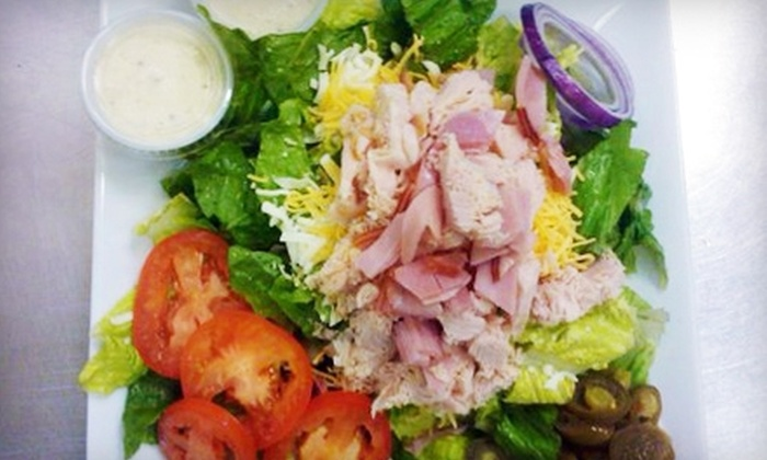 Dave's Deli - Hoover: $7 for $15 Worth of Sandwiches, Pizzas, and Drinks at Dave's Deli in Hoover