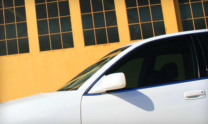 Mr. Cool Window Tinting - Jacksonville: Vehicle or Home Window Tinting at Mr. Cool Window Tinting in Orange Park. Four Options Available.