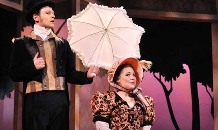 """University Players - University: $10 for University Players Production of """"Emma"""" at Essex Hall Theatre on February 10, 11, or 12 ($20 Value)"""