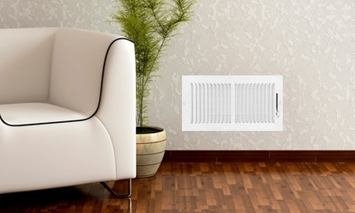 Go Green Services - Memphis: $69 for a Dryer-Vent Cleaning Package and Air-Duct Cleaning with Up to Eight Vents Cleaned from Go Green Services ($245 Value)