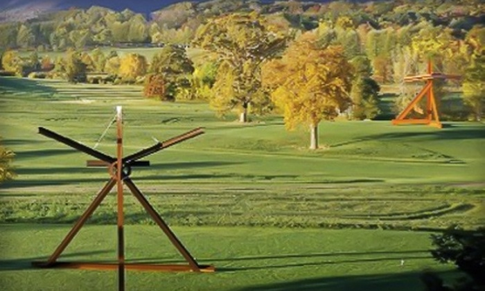 Storm King Art Center - Cornwall: $12 for Two Adult Admissions to Storm King Art Center in New Windsor ($24 Value)