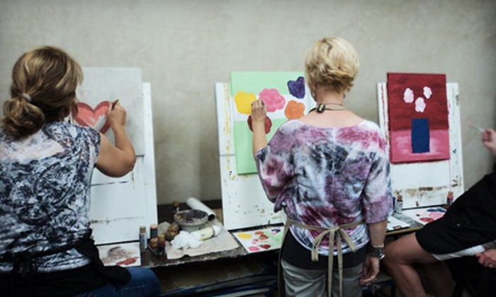 Artistic Painting Studio - Bullard: BYOB Stenciling or Faux-Finishing Class at Artistic Painting Studio (Up to 51% Off)
