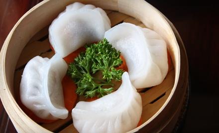 $30 Groupon to Dragon Palace Chinese Bistro - Dragon Palace Chinese Bistro in Daniel Island