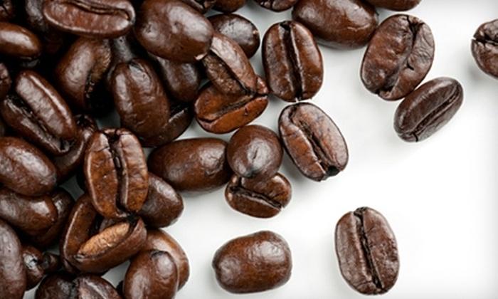 La Java - Howard: $7 for $15 Worth of Coffee, Tea, and Café Fare at LaJava