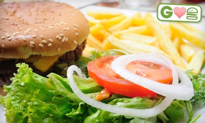 Truman's Bar & Grill - Broadway Farms: $3 for a Specialty Burger at Truman's Bar and Grill ($6 Value)