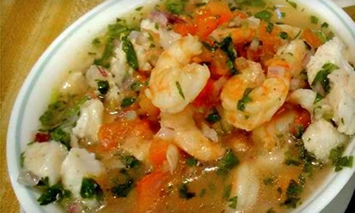 La Fortuna - Gainesville: $10 for $20 Worth of Latin American Cuisine at La Fortuna