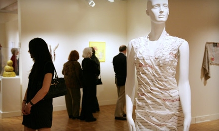 Memorial Art Gallery - Atlantic-University: $12 for One Ticket to the 63rd Rochester-Finger Lakes Exhibition Opening Party at Memorial Art Gallery ($25 Value)