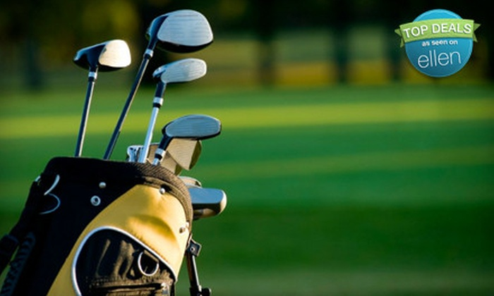 King's Creek Golf Club - Spring Hill: $48 for a Golf Outing for Two at King's Creek Golf Club in Spring Hill (Up to $105.99 Value)