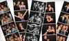 Kemmetmueller Photography - Downtown West: $700 for Four-Hour Photo-Booth Rental Package from The Little Black Booth by Kemmetmueller Photography ($1,600 Value)
