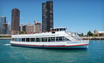 Wendella Boats - Wendella Boats in Chicago