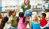 Language Stars - Multiple Locations: $89 for Four Kids' Foreign-Language Classes with CD at Language Stars ($193.80 Value)