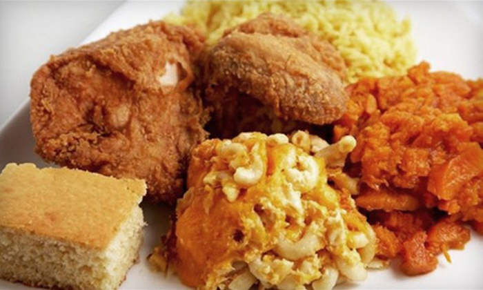 The Brown's Family Restaurant - Chatham Parkway: $8 for $16 Worth of Southern Fare at The Brown's Family Restaurant