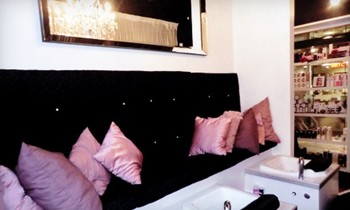 Luxe Beauty Lounge - Downtown Vancouver: $99 for a Two-Hour Mother's Day Spa Package at Luxe Beauty Lounge ($205 Value)