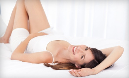 Three Laser Hair-Removal Sessions - Tri-County Laser Center in North Charleston