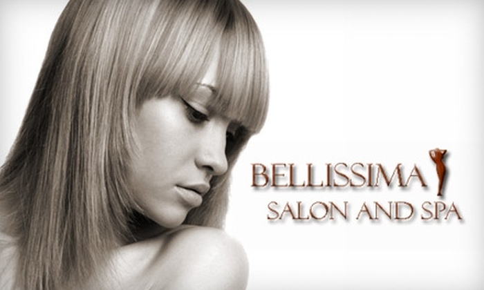 Bellissima Salon and Spa - Oro Valley: $50 for $100 Worth of Services at Bellissima Salon and Spa