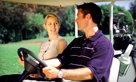 18 Holes of Golf and Cart Rental for Two at Riverside Golf Course - Coffin Golf Club in Indianapolis