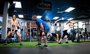 Fit Life 120: 21-Day Health and Fitness Program for One or Two With Unlimited Classes at Fit Life or 60-Day Personal Training Package at Fit Life120 (Up to 82% Off)