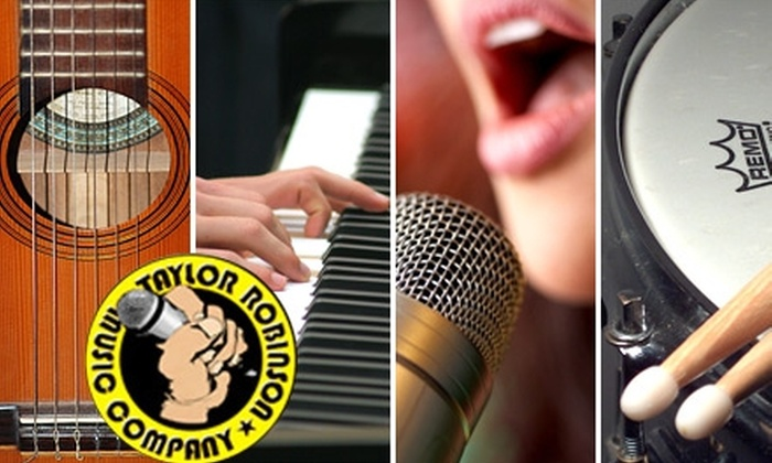Taylor Robinson Music Company - Louisville: $50 for Two Lessons from Taylor Robinson Music Company