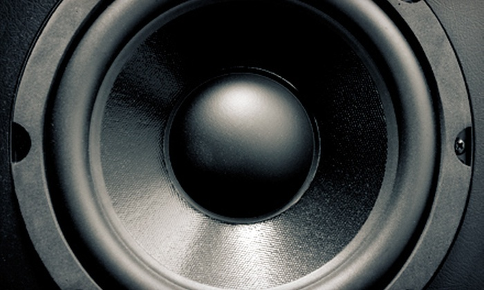 MCOR Automotive - Land O' Lakes: $199 for Two 10-Inch JL Audio Subwoofers with Installation at MCOR Automotive in Lutz ($400 Value)