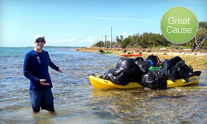 Sanctuary Friends Foundation of the Florida Keys - Marathon: If 30 People Donate $10, Then Sanctuary Friends Foundation of the Florida Keys Can Host a Coastline Cleanup