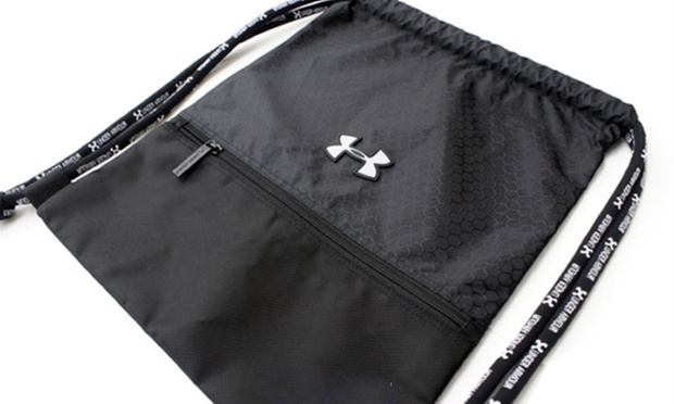 59% off  19.90 for an Under Armour Drawstring Bag (worth  49) on ... b6474fd4be