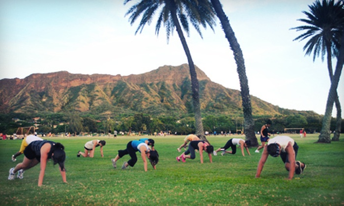 Hi Life Athletics - Multiple Locations: 10 or 20 Unlimited Yoga, Prenatal, or Boot-Camp Classes or One Month of Classes at Hi Life Athletics (Up to 66% Off)