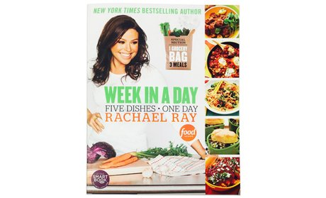 Rachael Ray Week in a Day: Five DIshes, One Day Cookbook