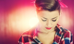 Stacy Lash and Skin: One Full Set of Eyelash Extensions with Option of Two Refills at Stacy Lash and Skin (Up to 66% Off)