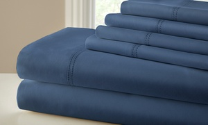 1,000TC Finest Combed Cotton–Rich Sheet Set (6-Piece) at 1,000TC Finest Combed Cotton–Rich Sheet Set (6pc.), plus 6.0% Cash Back from Ebates.