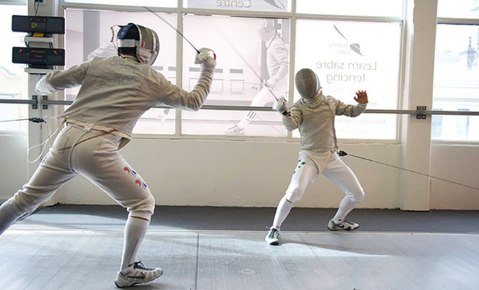 Introduction to Fencing Class and One ($29) or Ten Beginner Classes ($149) at Sydney Sabre Centre (Up to 299 Value)