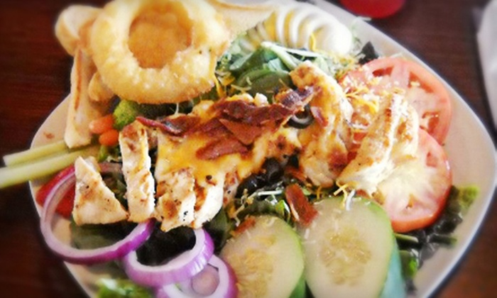 Bistro - Venetian Village: $20 for $40 Worth of American Breakfast and Lunch Cuisine at Bistro